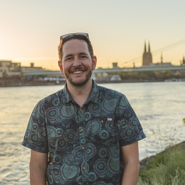 Florian es cofundador de Freewalk Cologne
