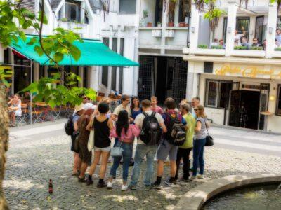 Hacer Turismo con Freewalk Cologne es la mejor manera de explorar la ciudad.