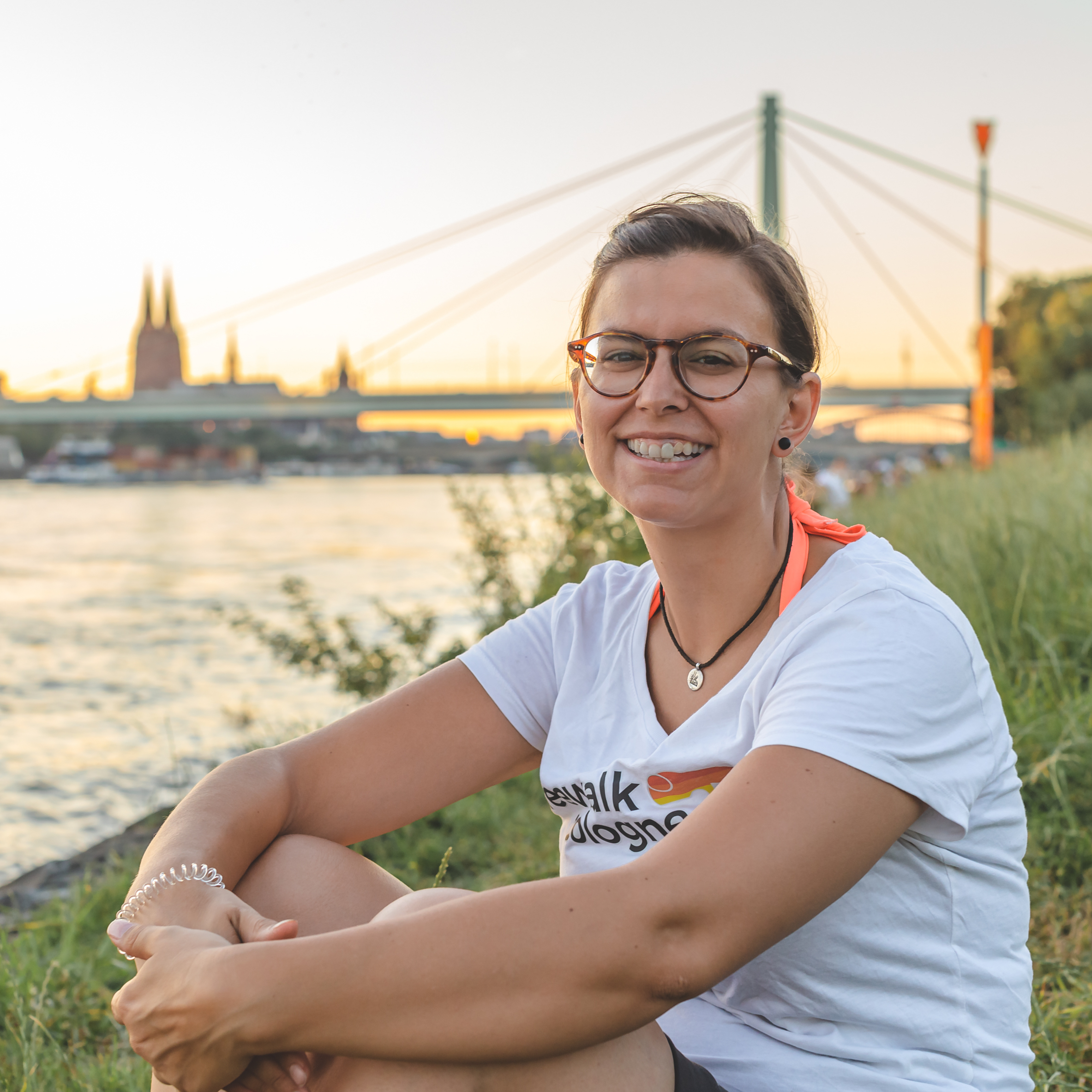 Your free walking tour guide Annika in Cologne