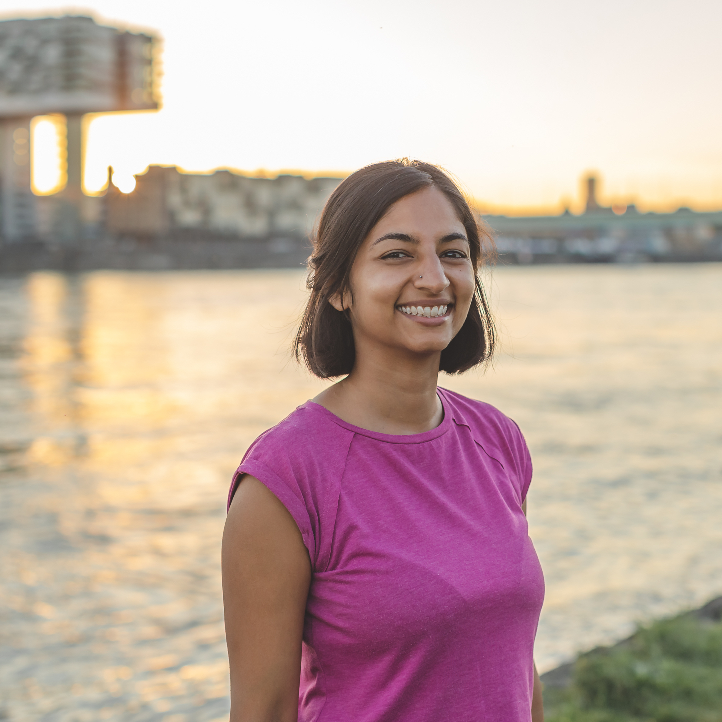 Your freewalk Cologne guide Chandni
