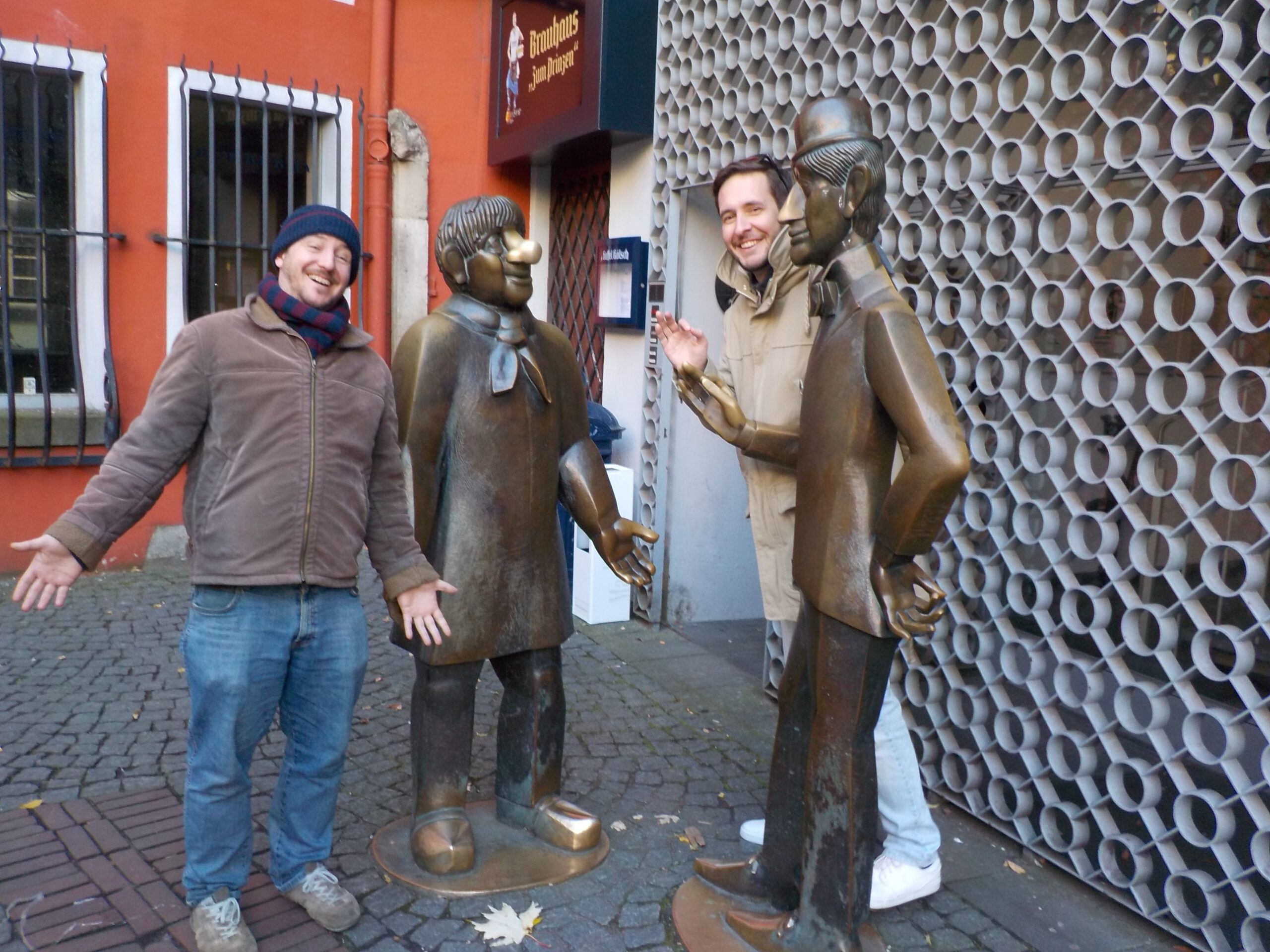 Free City Tours in Cologne: Matthias & Florian