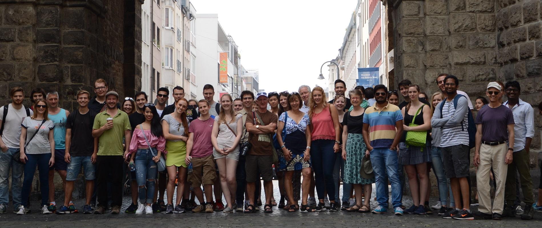 Free walking tour Cologne